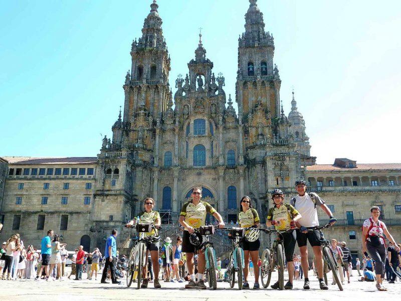 Camino de Santiago de Compostela Guided - Portugal Bike Tours