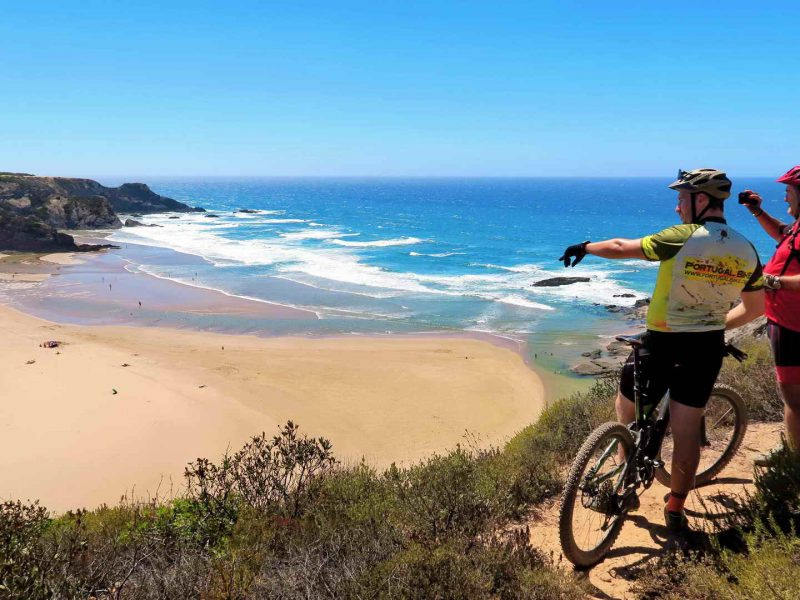 Cork Trees and Algarve Wild Coast Guided - Portugal Bike Tours