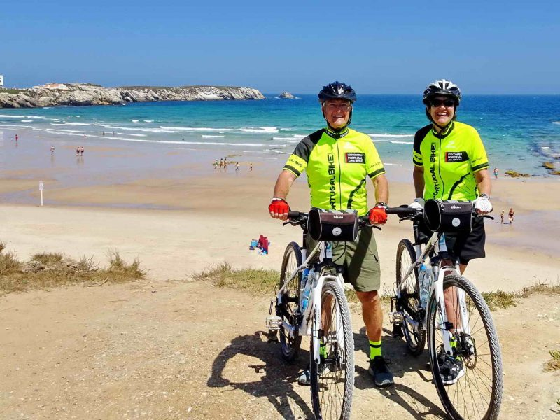 History, Heritage and Coast Guided - Portugal Bike Tours