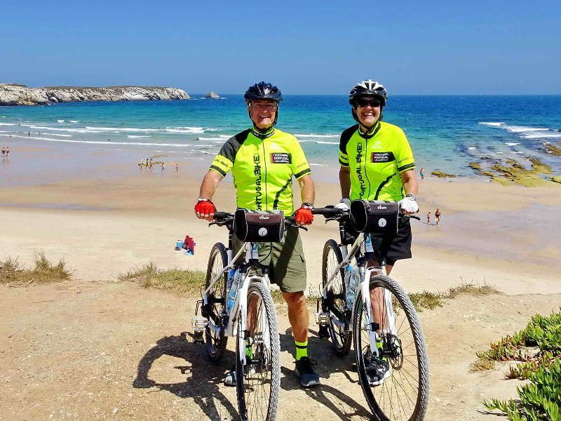 History, Heritage and Coast Guided - Portugal Bike