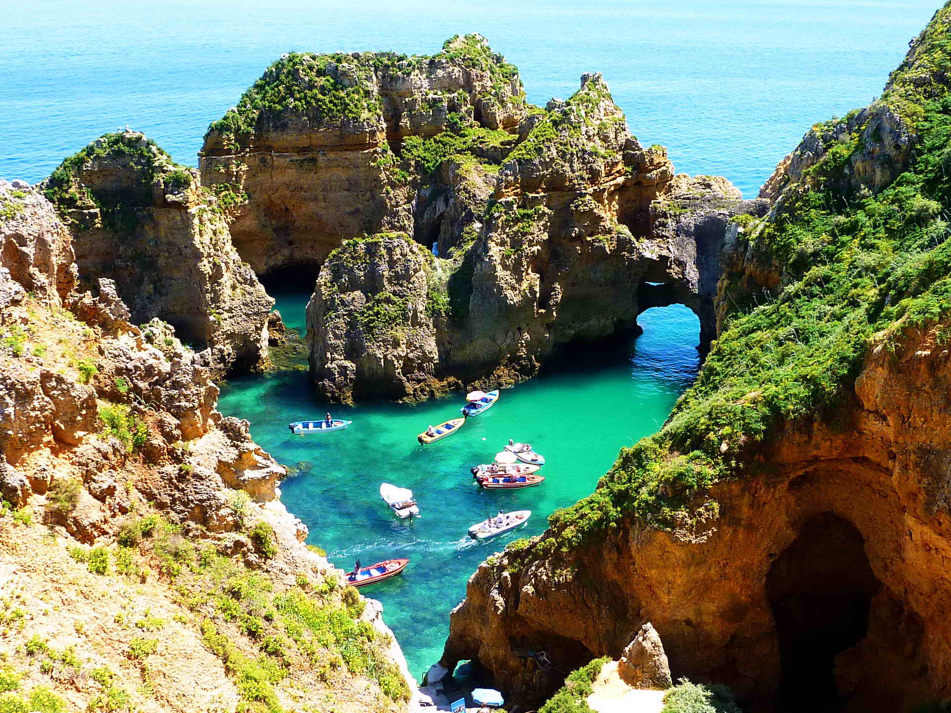 The Amazing Algarve Coast Self Guided Portugal Bike Tours