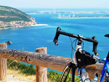The Protected Landscape over the Sea Guided - Portugal Bike Tours