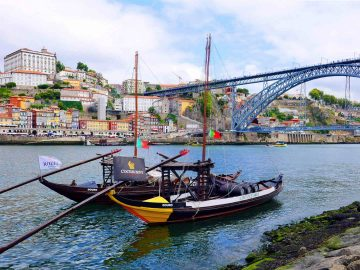 portugal bike tours from Porto to Aveiro along the silver coast