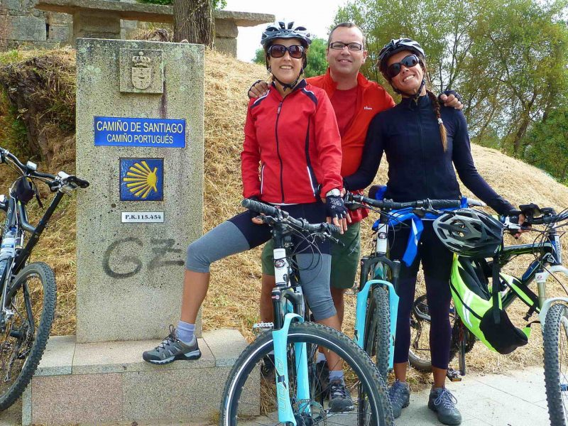 Cycling the Camino de Santiago Self-Guided - Portugal Bike Tours