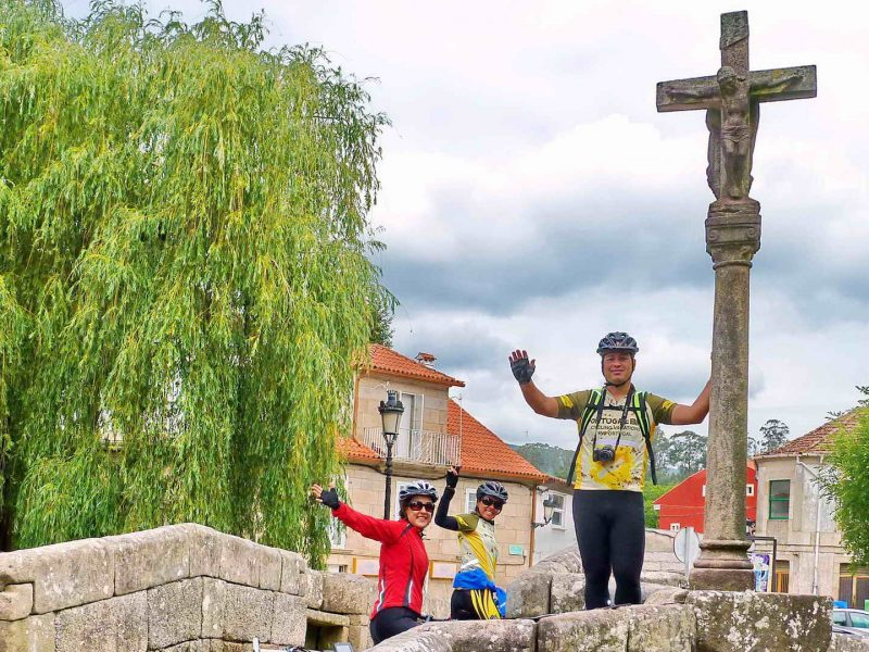 Camino de Santiago de Compostela Supported - Portugal Bike Tours