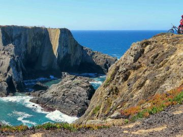 Cork Trees and Algarve Wild Coast Supported - Portugal Bike Tours