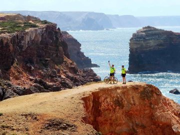 cycling in portugal, The Algarve Wild Coast Supported - Portugal Bike Tours