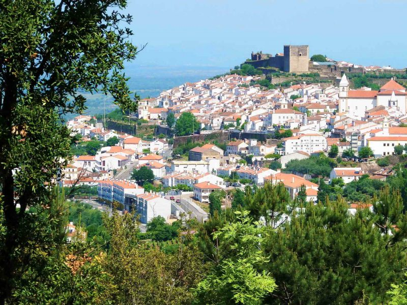 The Ancient Medieval Villages Supported - Portugal Bike Tours, cycling in Portugal