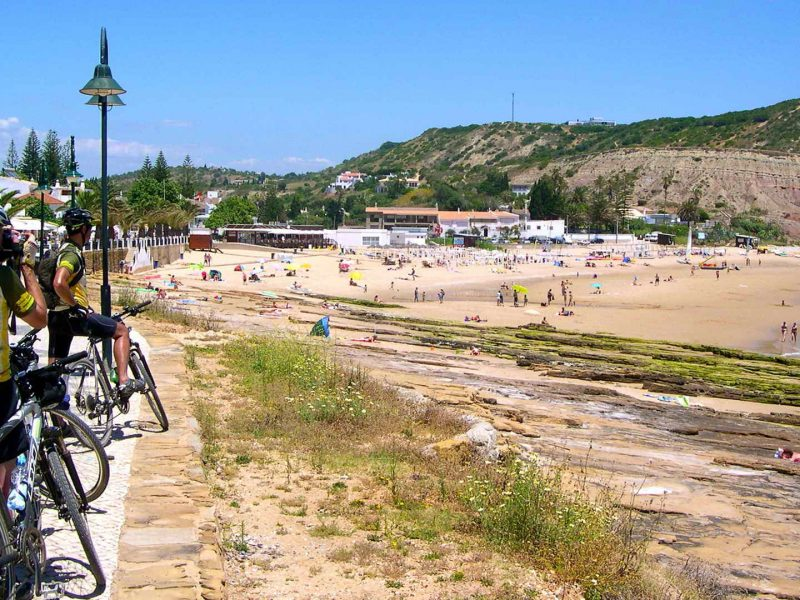 The Beautiful Alentejo Beaches Supported - Portugal Bike Tours, Biking in Portugal