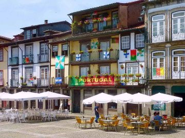 The Beautiful North of Portugal supported - Portugal Bike Tours