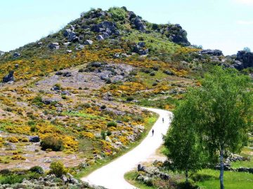 Quiet Villages On The Mountains Supported - Portugal Bike Tours