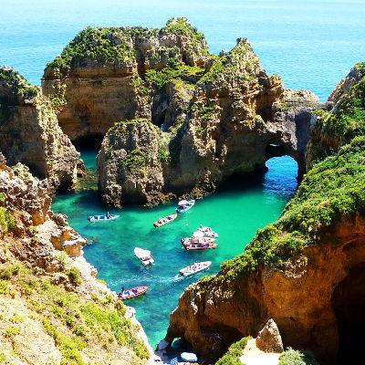 The Algarve Coast Portugal Bike Tours