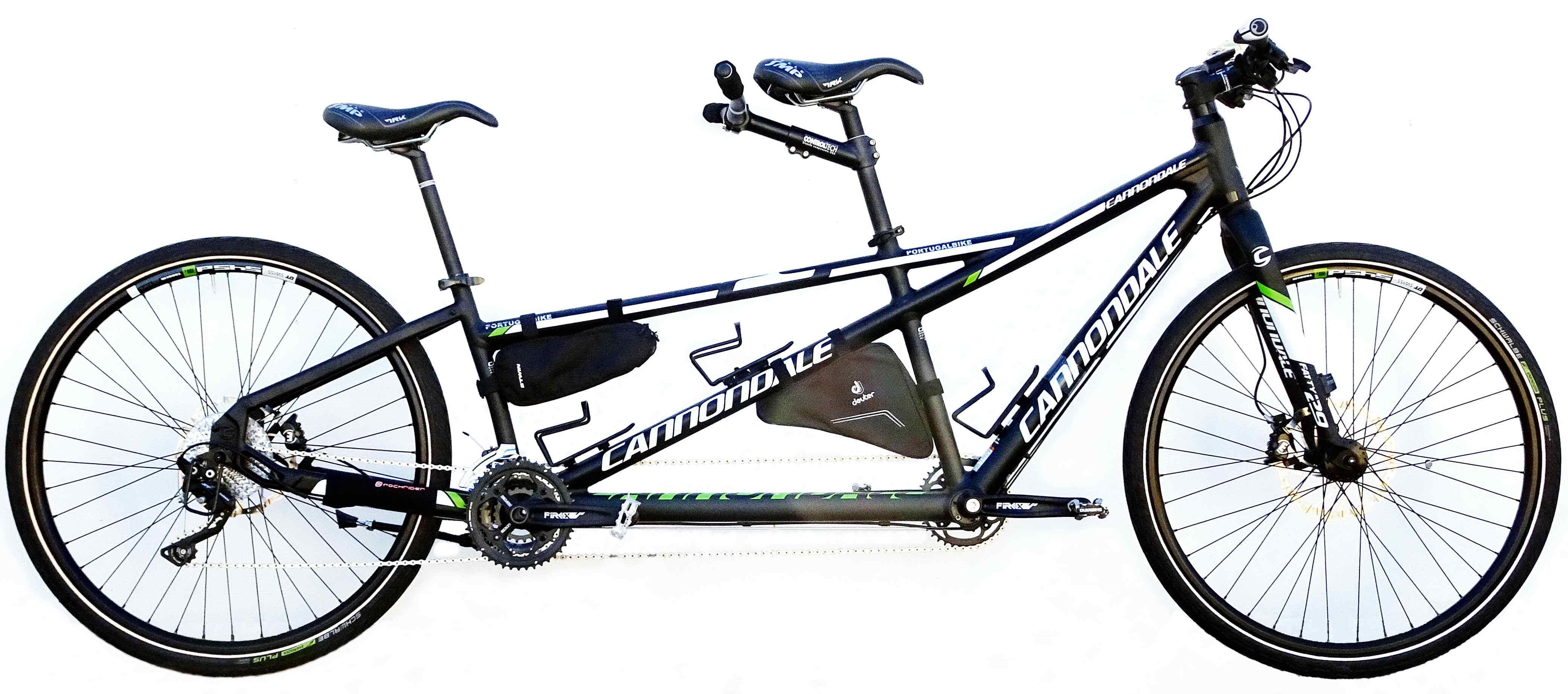 cannondale tandem bike
