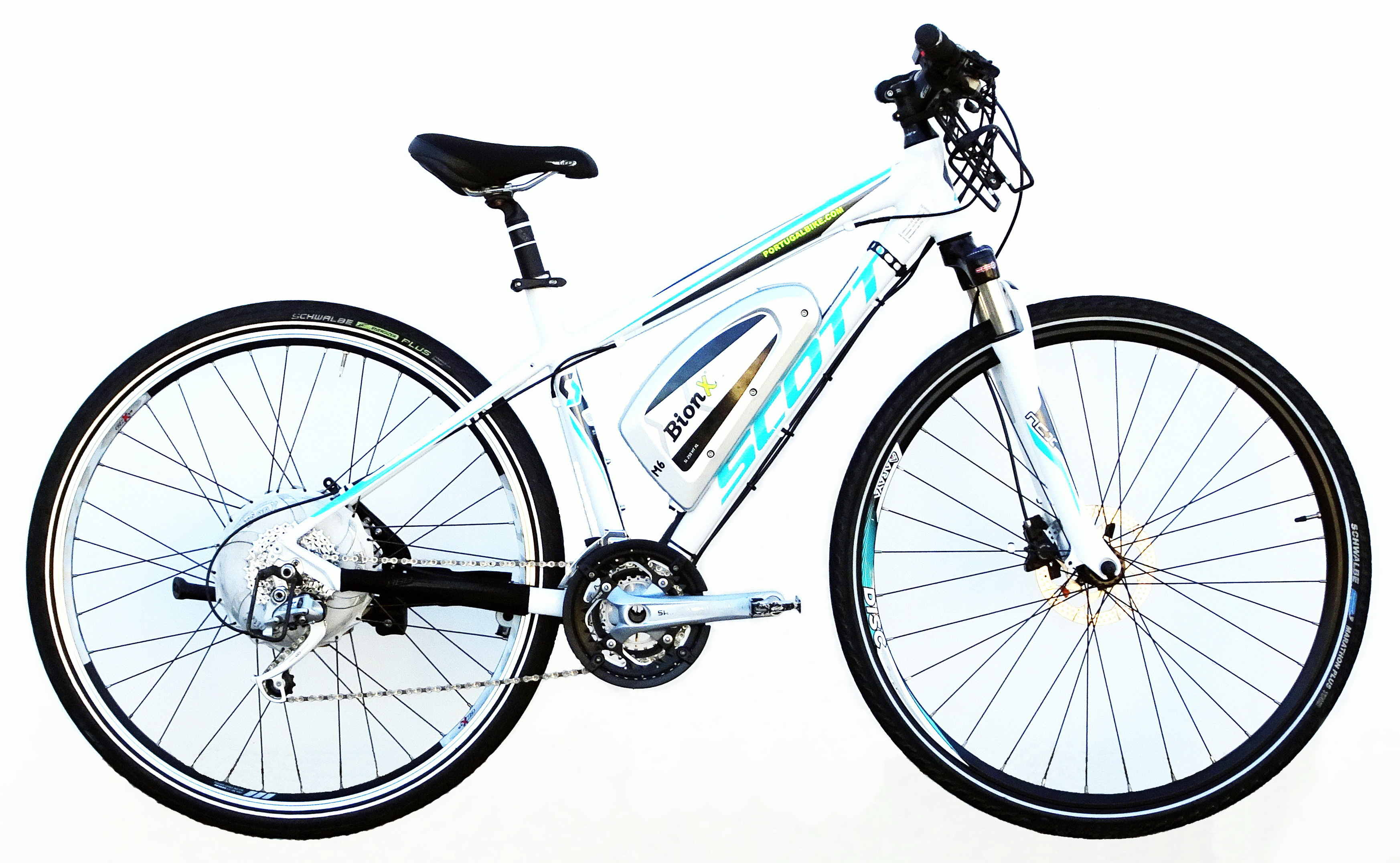 e Bike Bion X