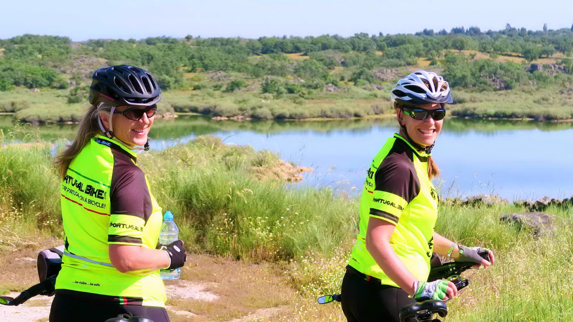 jewels of portugal bike tour