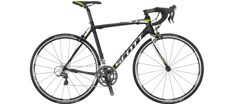 Road Bike Scott CR1