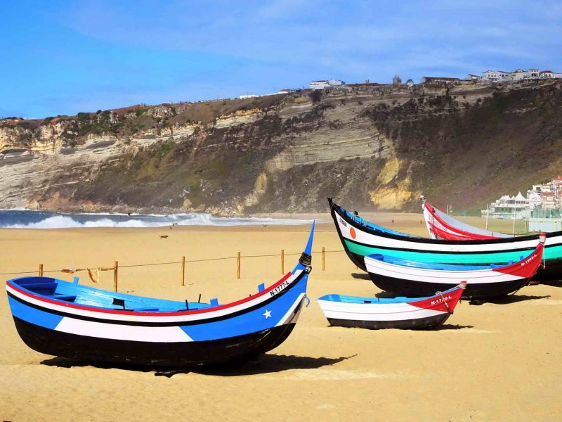 Jewels of Portugal Bike tour, Cycling in Portugal along the coast