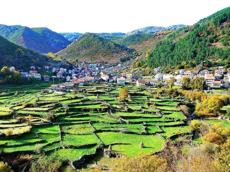 The Quiet Villages On The Mountains by Portugal Bike Tours, cycling in portugal