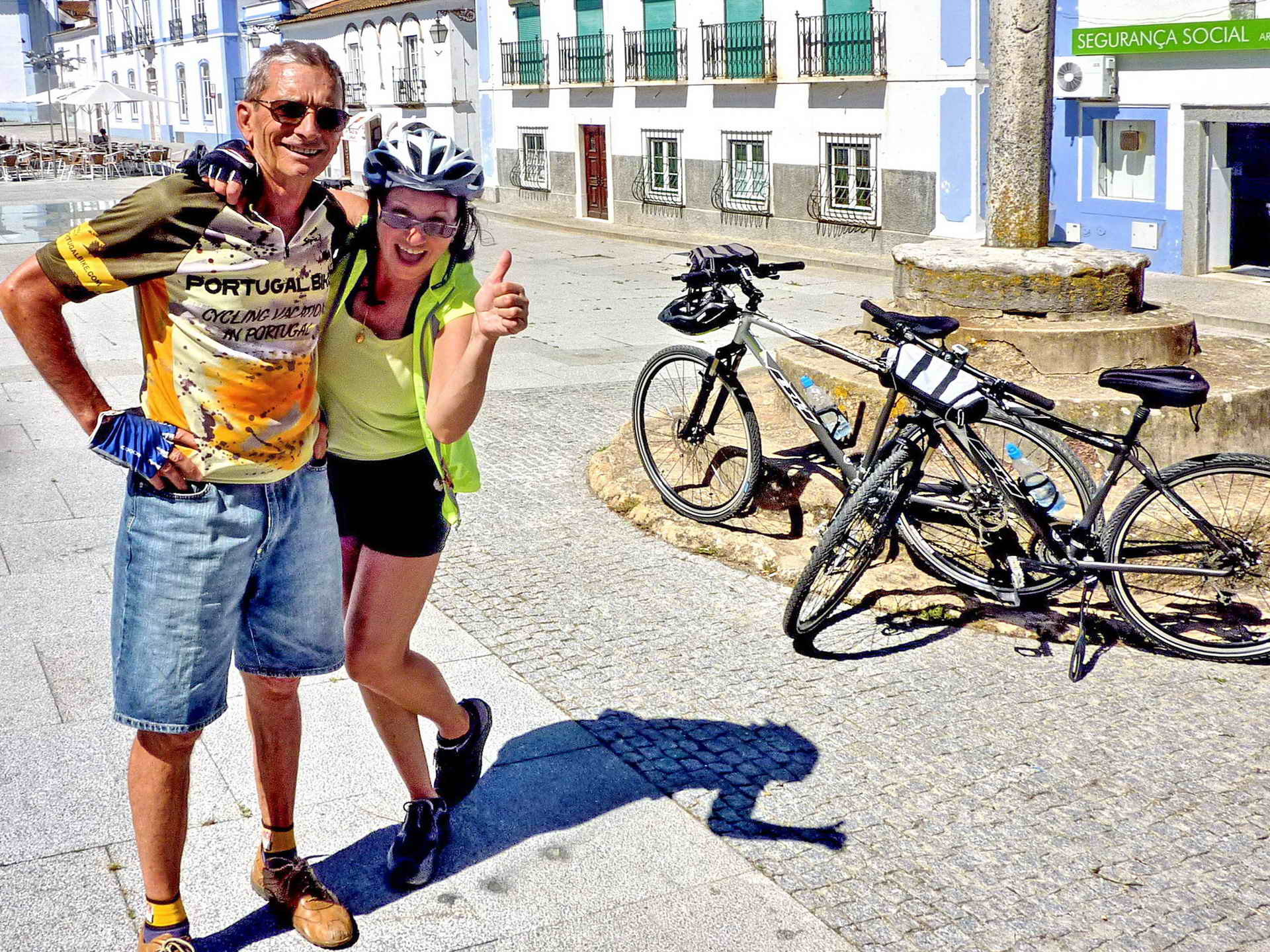 charming pousadas alentejo portugal bike tours