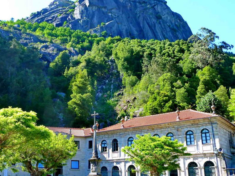 the quiet villages on the mountains portugal bike tours hotel 4