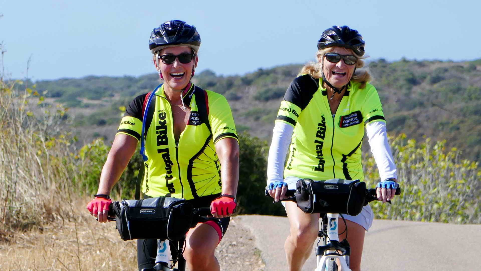 portugal bike tours towatds the algarve