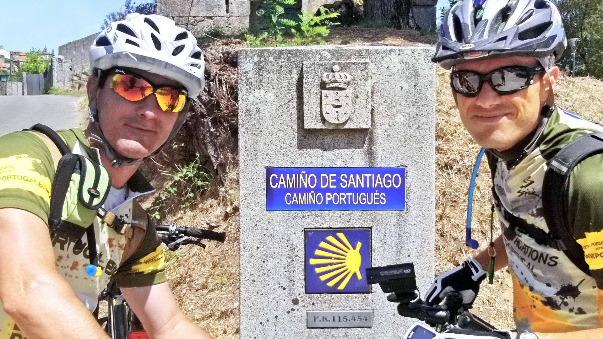 cycling the camino de santiago, bike tours portugal