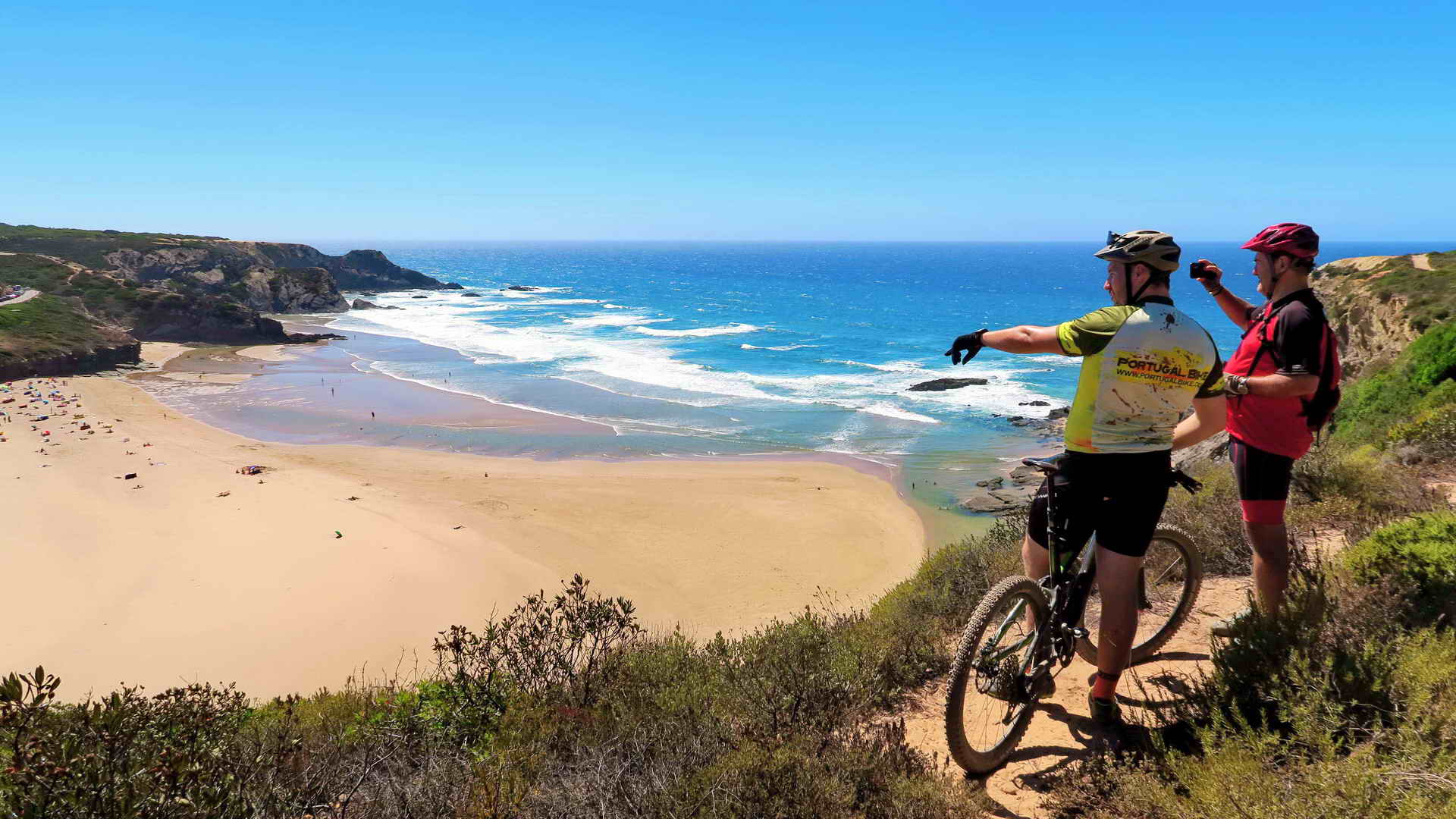 mountain biking in portugal