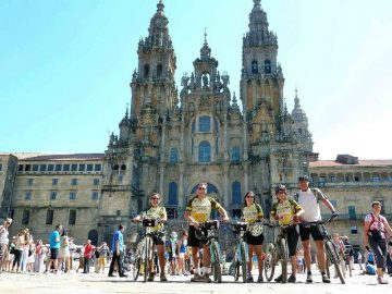 Camino de Santiago de Compostela Guided - Portugal Bike Tours, Cycling Portugal, Bike Tours Portugal, Biking in Portugal
