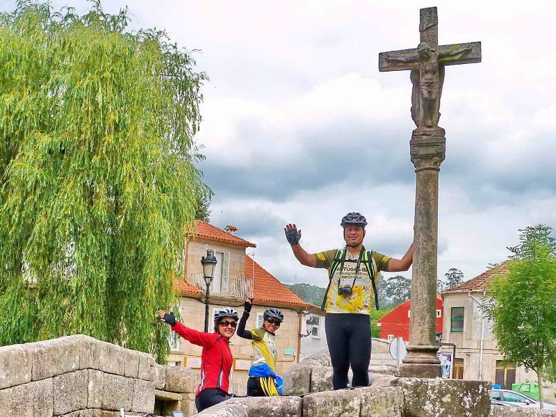 Camino de Santiago de Compostela Supported - Portugal Bike Tours, Cycling in Portugal