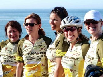 The Amazing Algarve Coast Supported - Portugal Bike Tours