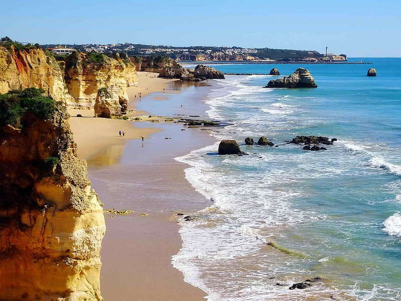 biking in portugal, The Amazing Algarve Coast Guided - Portugal Bike Tours