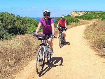 Portugal Bike Tours cycling Alentejo Coast