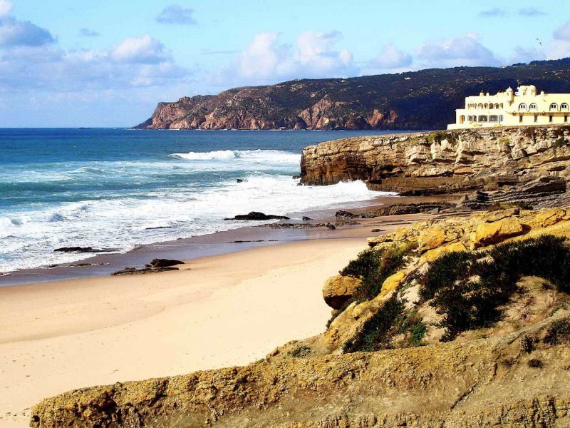 portugal bike tours the beautiful coast of cascais