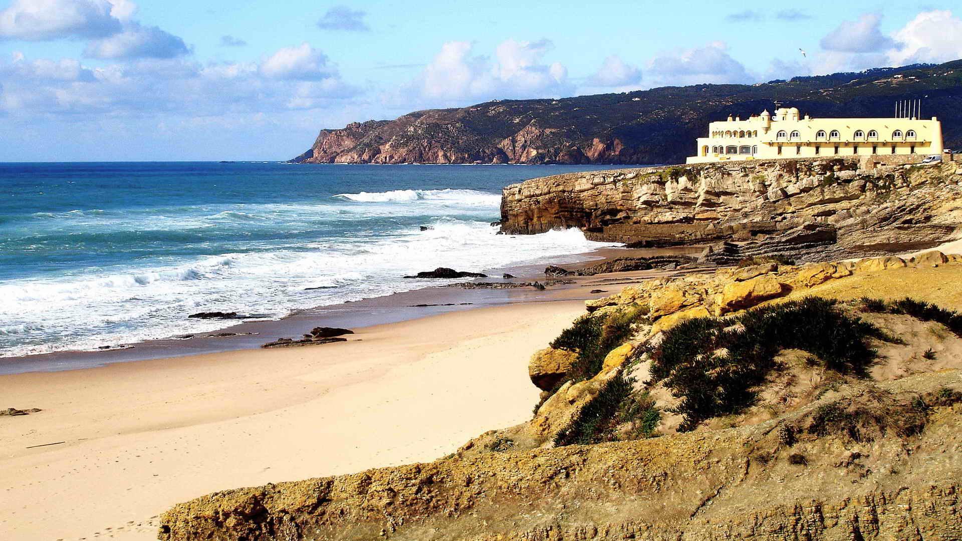 portugal bike tours the beautiful coast of cascais