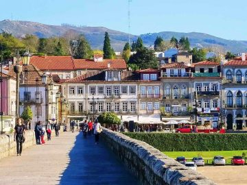 Historic Towns in the North Self-Guided - Portugal Bike