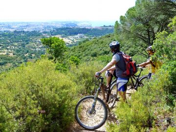 Single Tracks in the Mediterranean Forest Self-Guided - Portugal Bike Tours