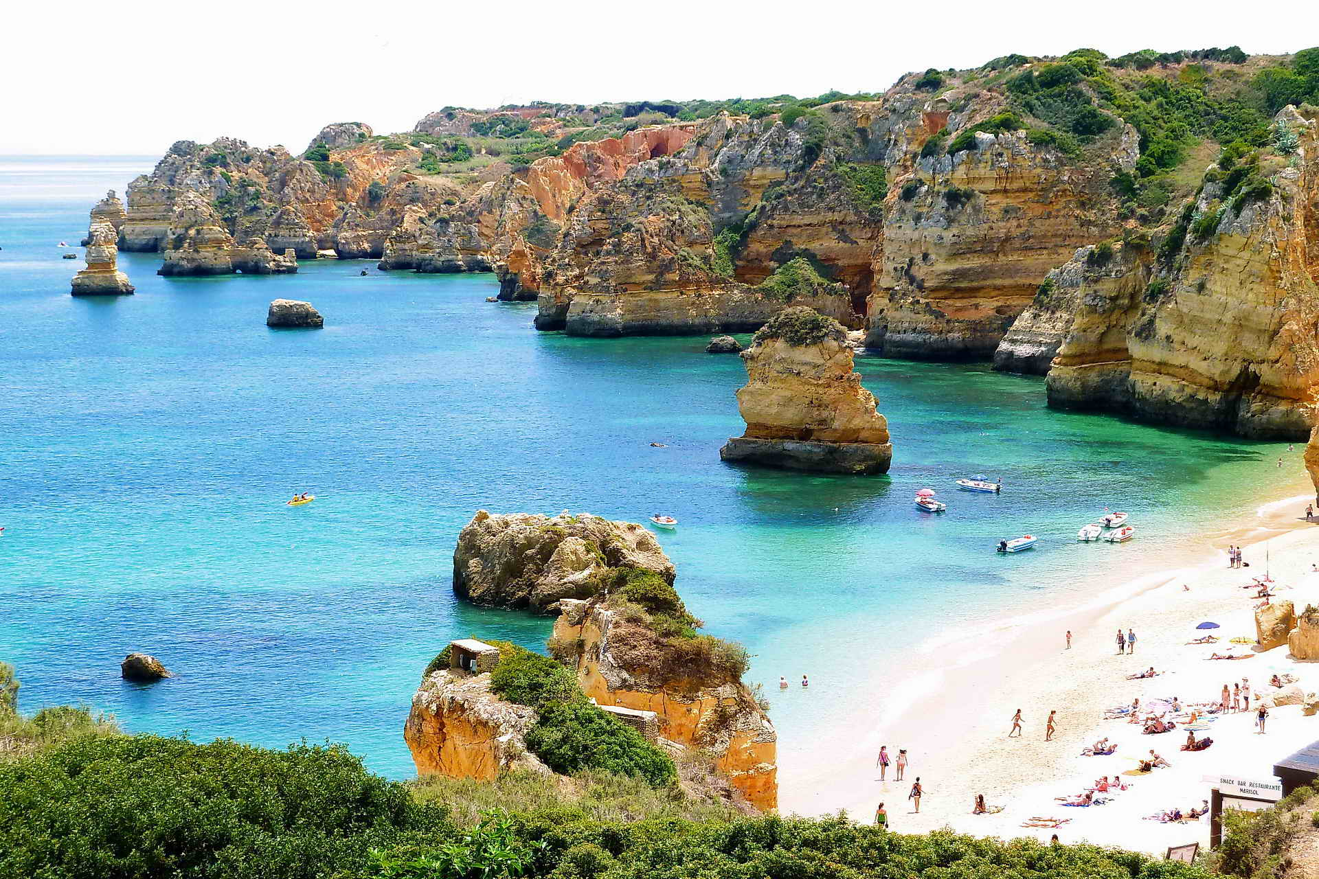 The Algarve Wild Coast Guided Portugal Bike Tours