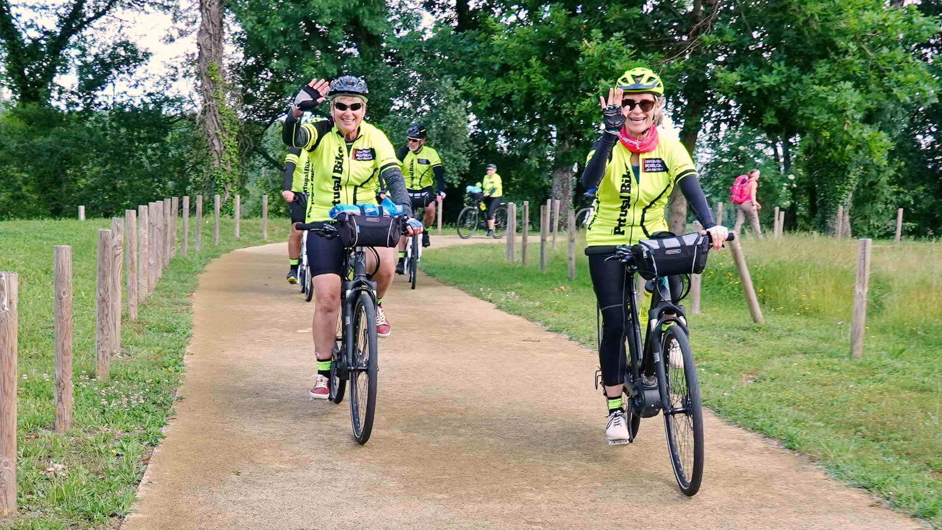 Cycling portugal bike tours
