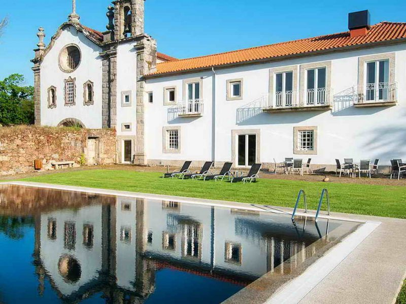 the beautiful north of portugal bike tours hotel 4