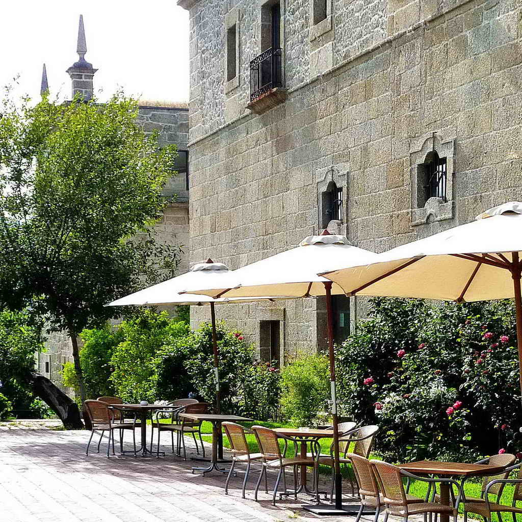 the charming pousadas in the north potugal bike tours hotel 4