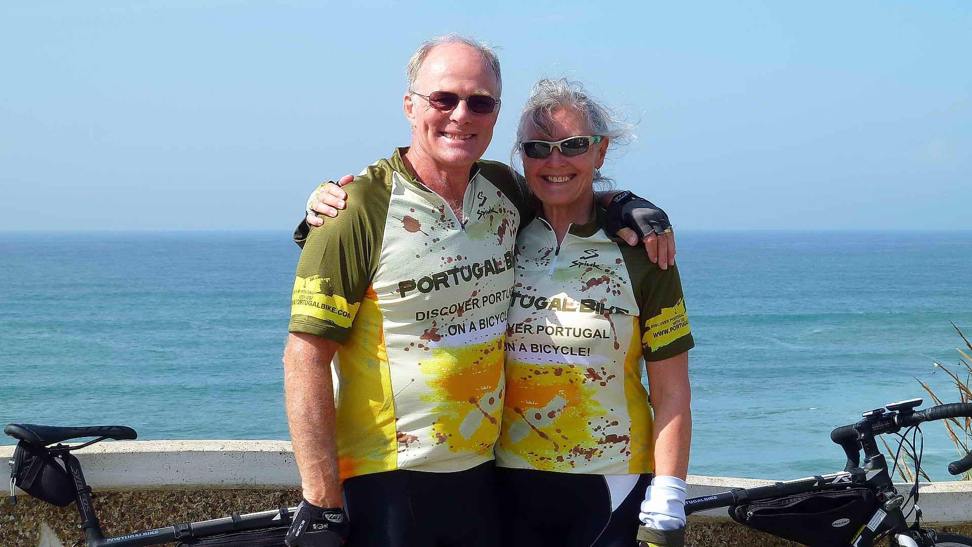 Portugal Bike tour the park natural of sintra cascais