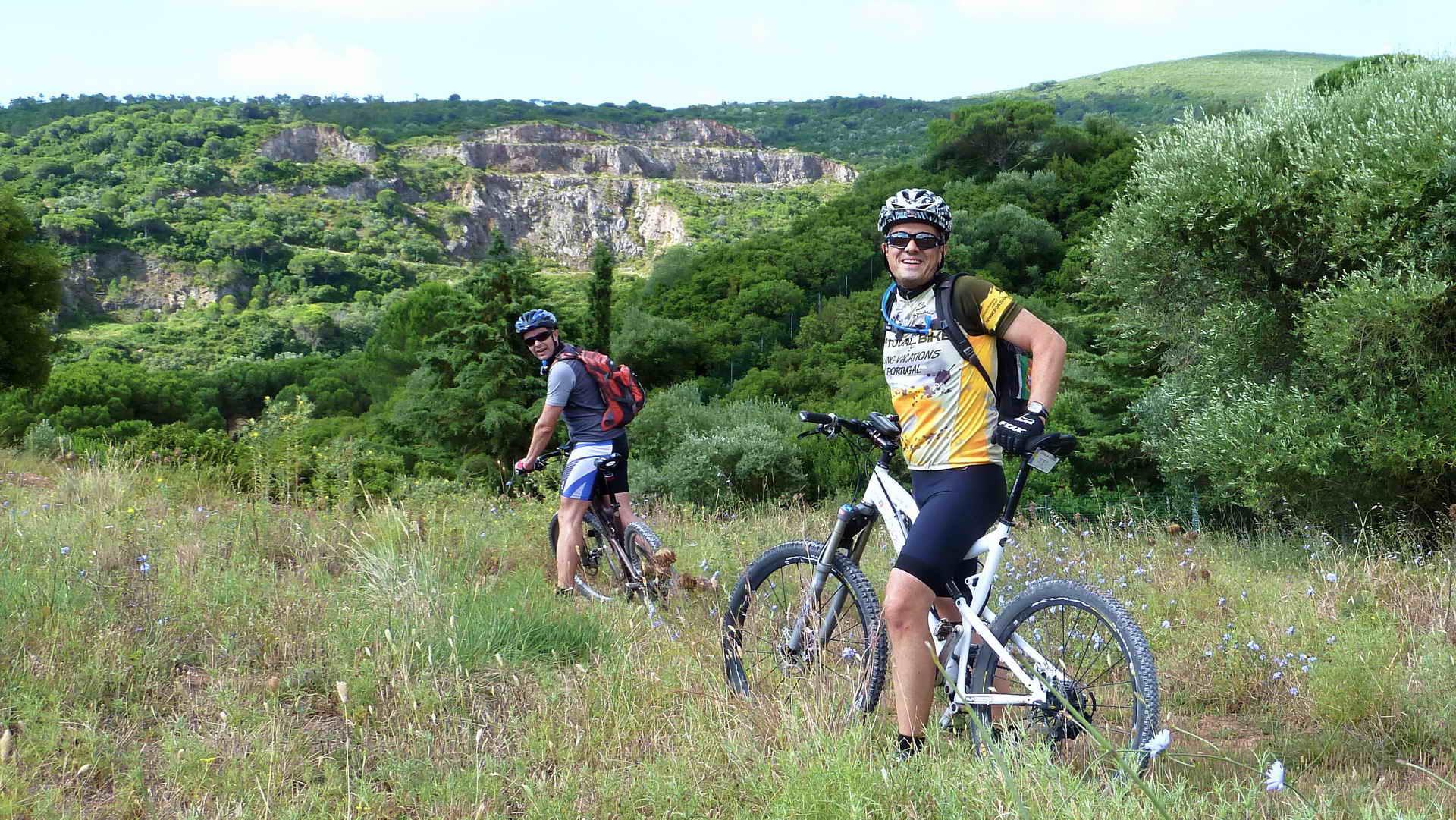 Self Guided Mountain Bike Tours Europe