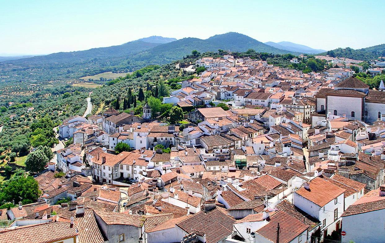 Portugal Bike Tours - Alentejo - Castelo de Vide