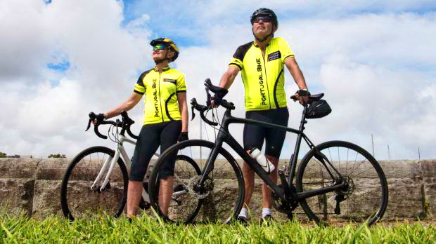Portugal Bike Jersey in The Sydney Morning Herald