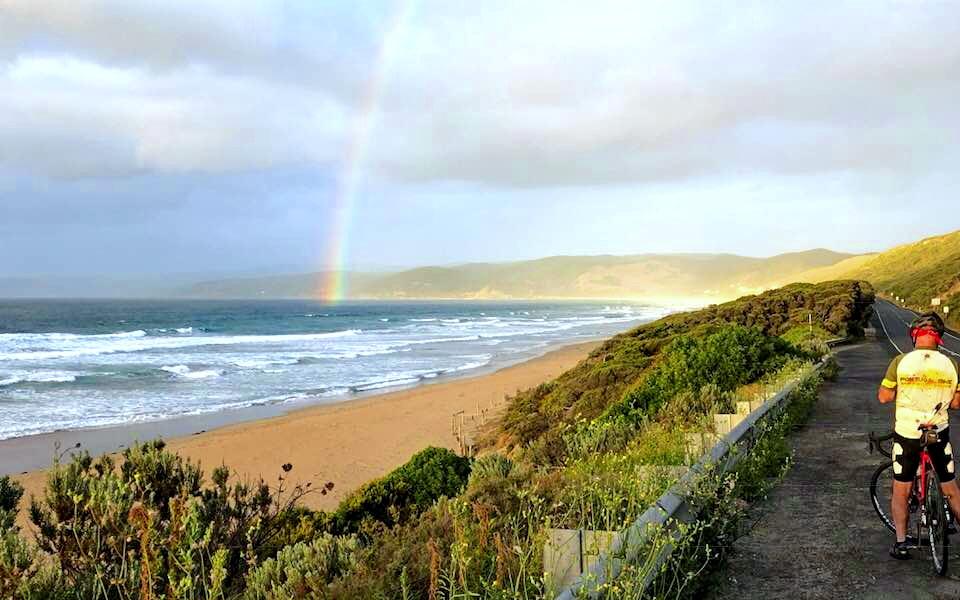 Portugal Bike Tours Jerseys in South West Victoria Australia