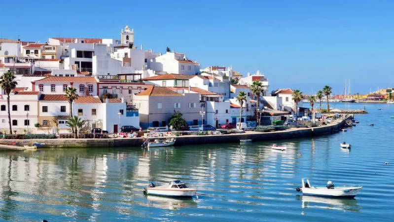 Best months to plan a bike tour in Portugal - Autumn -The west coast and the algarve