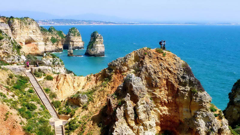 Best months to plan a bike tour in Portugal - Autumn - Towards the algarve