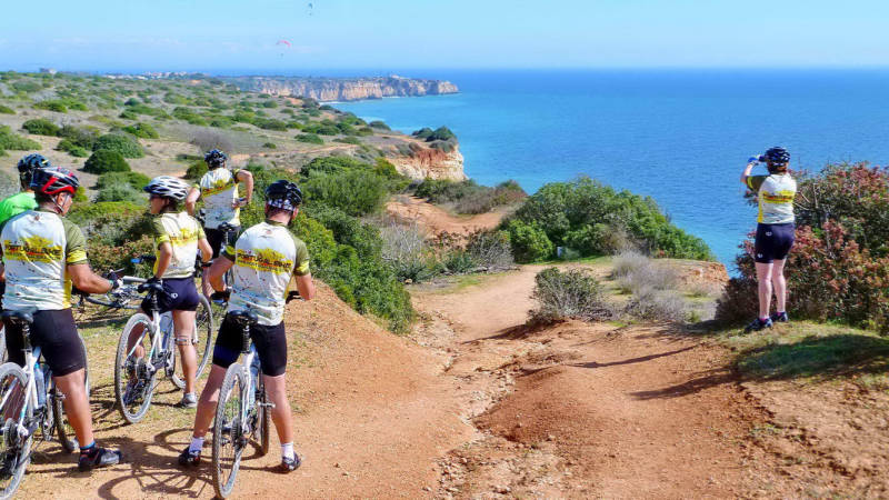 Best months to plan a bike tour in Portugal - Spring - Beautiful alentejo beaches