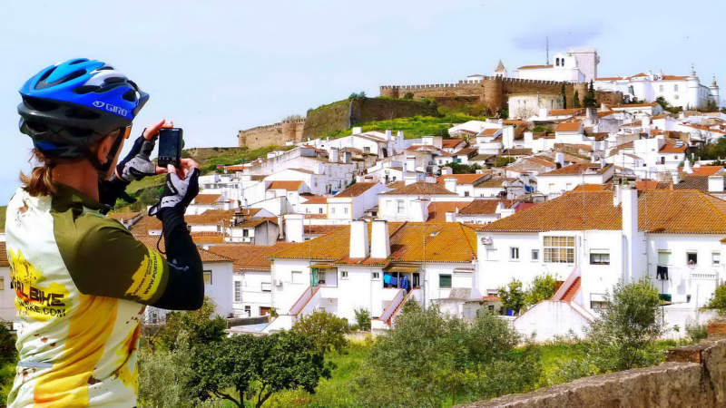 Best months to plan a bike tour in Portugal - Spring - The ancient medieval villages