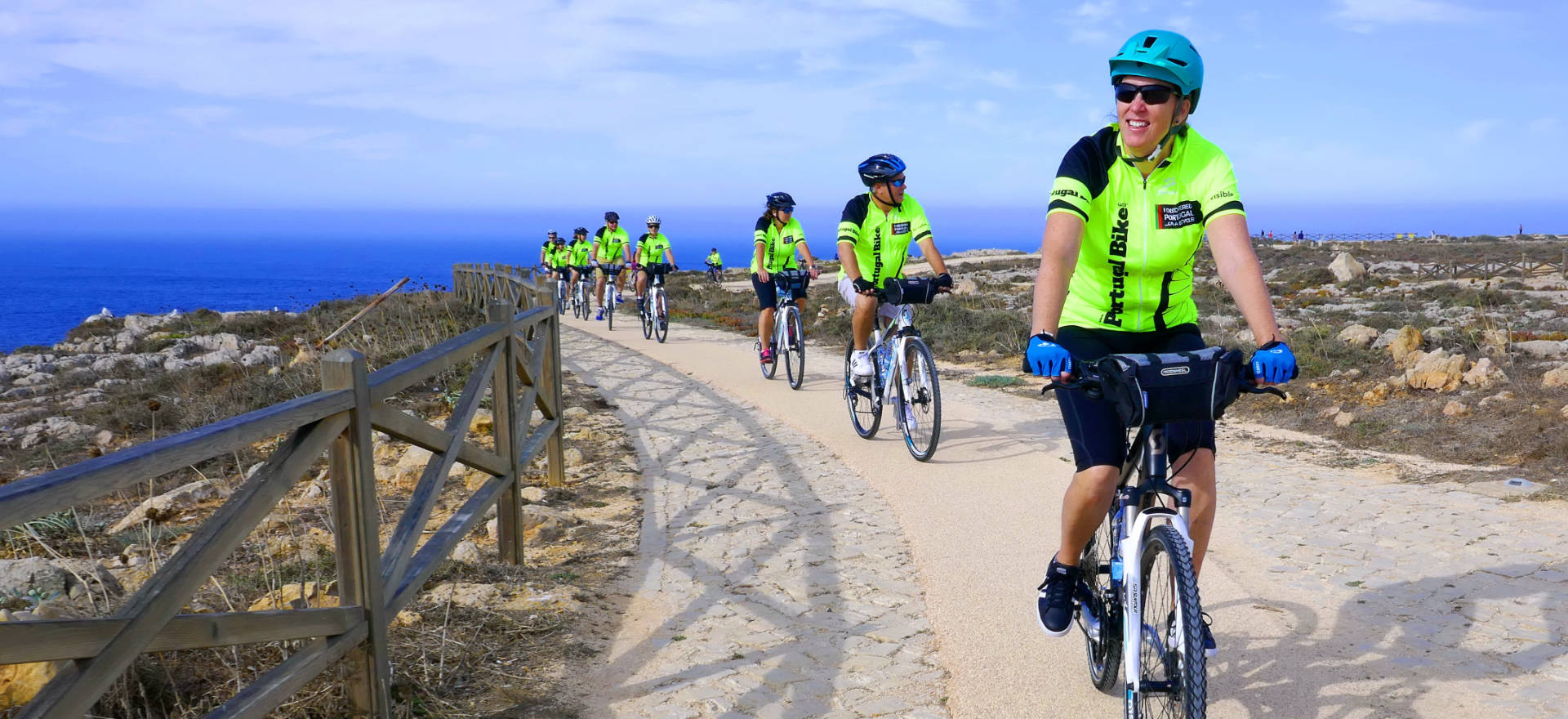 Cycling vacation in Europe - Portugal Coast Bike Tour